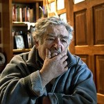 Uruguay's president José Mujica, a former guerrilla, at the farm he prefers to presidential palace