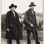 Vagrants 1929 by August Sander 1876-1964